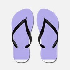 Periwinkle Flip Flops
