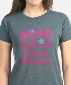 Worlds Cutest Urban Planner Tee