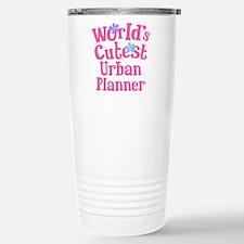 Worlds Cutest Urban Planner Travel Mug