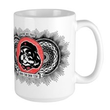 Chairman Shih Tzu Tongue Propaganda Mugs