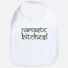 Ohm Indian Design Bib