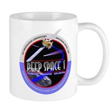 Deep Space 1 Mugs