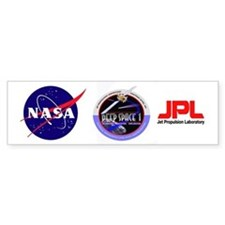 Deep Space 1 Bumper Sticker