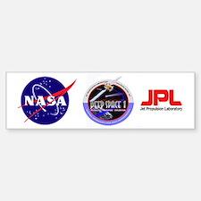 Deep Space 1 Sticker (Bumper)
