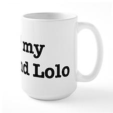 I Love my Lola and Lolo Mugs