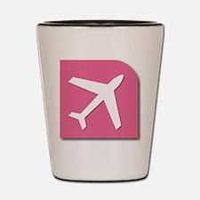 aeropuerto Shot Glass
