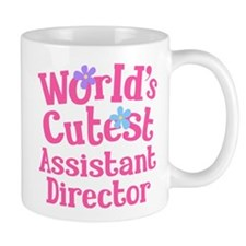 Worlds Cutest Assistant Director Mug