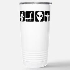 Funny Monster humor Travel Mug