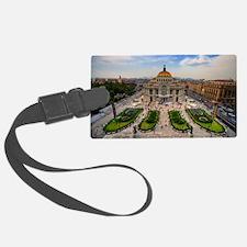 Palacio de Bellas Artes landscap Luggage Tag