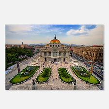 Palacio de Bellas Artes l Postcards (Package of 8)