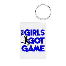 GOT GAME, SOCCER Keychains