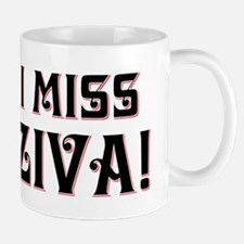 I MISS ZIVA Mugs