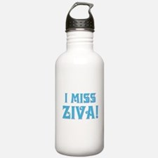 I MISS ZIVA Water Bottle