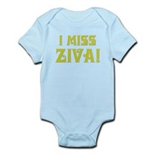 I MISS ZIVA Body Suit