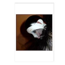 """""""Pierrot n1"""" Postcards (Package of 8)"""