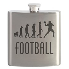 Football Quarterback Evolution Flask