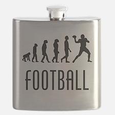 Football Quarterback Evolution Flask