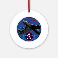 B-52 Ornament (Round)