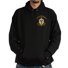 DUI - 132nd Infantry Regiment with Text Hoodie