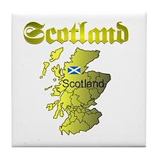 Scotland (1) Tile Coaster