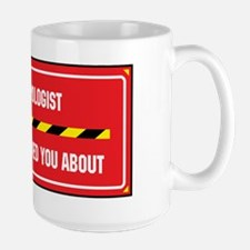 I'm the Physiologist Mug