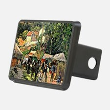 Pissarro - Festival at the Hitch Cover