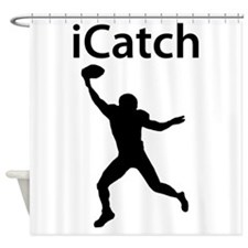 iCatch Shower Curtain