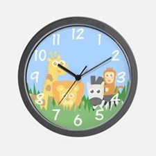 safari-clockface Wall Clock