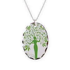 Jewelry logo Necklace
