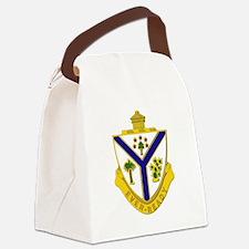 DUI - 132nd Infantry Regiment Canvas Lunch Bag