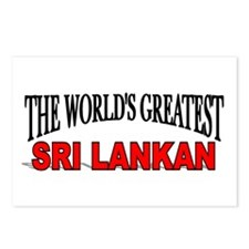 """The World's Greatest Sri Lankan"" Postcards (Packa"