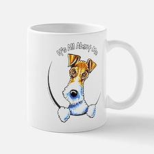 Wire Fox Terrier IAAM Mug
