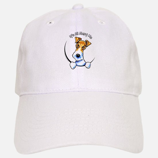 Wire Fox Terrier IAAM Baseball Baseball Cap