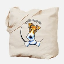 Wire Fox Terrier IAAM Tote Bag