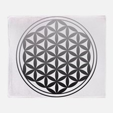 flower of life2 Throw Blanket