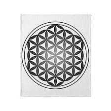 flower of life3 Throw Blanket