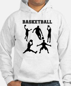 Basketball Silhouettes Jumper Hoody
