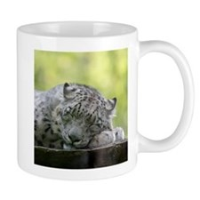 Cute Snow leopard Mug