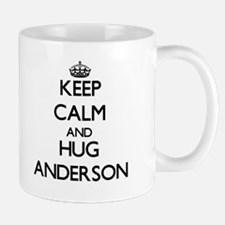 Keep calm and Hug Anderson Mugs
