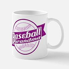 Baseball Grandma Mugs