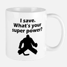 I Save Whats Your Super Power? Mugs
