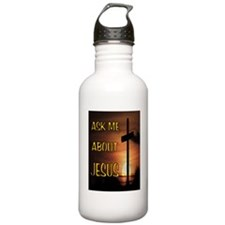 THE SAVIOUR Water Bottle