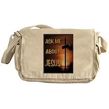THE SAVIOUR Messenger Bag