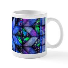 Blue Quilt Mugs