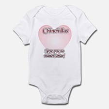 Chinny Love U Infant Bodysuit