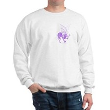 Purple Battle Wyvern Sweatshirt