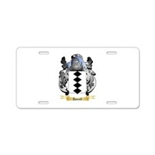 Daniell Aluminum License Plate