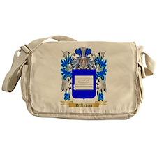 D'Andrea Messenger Bag