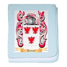Dancey (Berkshire) baby blanket