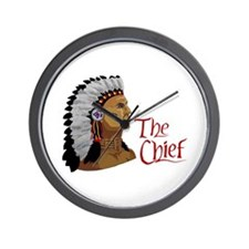 F-111E 67-0120 'The Chief' Wall Clock